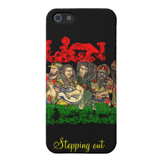 Lion Heart, reggae iPhone 5 Cover