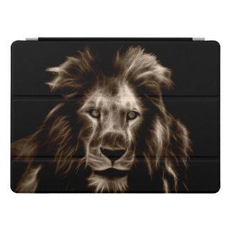 Lion in Sepia iPad Pro Cover