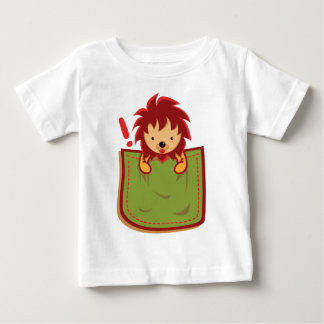Lion_in_the_Pocket Baby T-Shirt