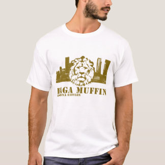 Lion Inna Babylon T-Shirt