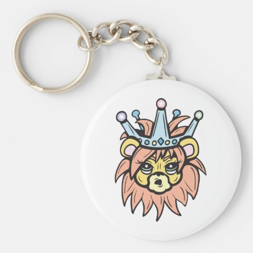 Lion King!  Customizable! Keychains