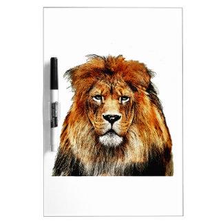 Lion King Dry Erase Whiteboard