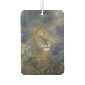 Lion King of Jungle Beasts Air Freshener