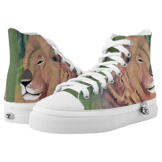 LION KING OF THE JUNGLE shoes