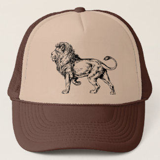 Lion - King of the Jungle Trucker Hat