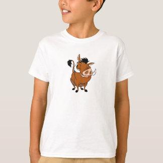 Lion King Pumbaa Similing Disney T-Shirt