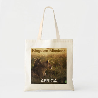 Lion Kingdom Mission Bag