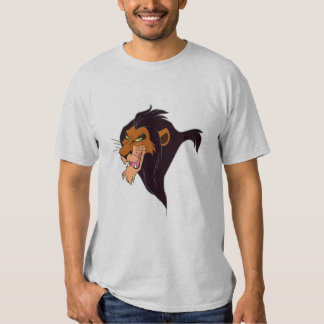 Lion King's Scar Disney T Shirt