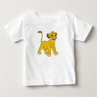 Lion King's Simba Disney Baby T-Shirt