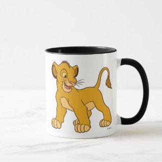 Lion King's Simba Disney Mug