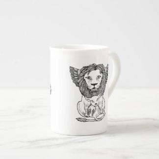 Lion & Lam Bone China Mug