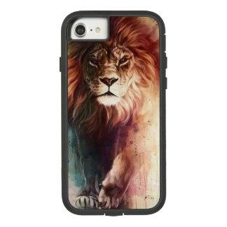 Lion, León, Lion Case-Mate Tough Extreme iPhone 8/7 Case