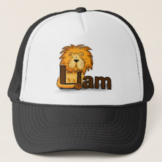 Lion_Liam Trucker Hat