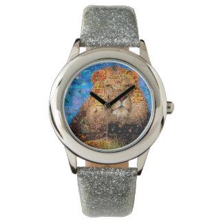 lion - lion collage - lion mosaic - lion wild watch