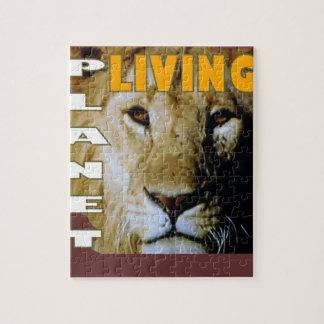 Lion Living planet Puzzles