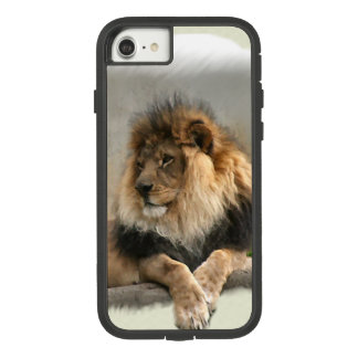 Lion Lovers Art Gifts Case-Mate Tough Extreme iPhone 8/7 Case