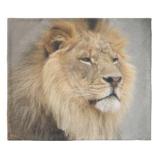 Lion Lovers Art Gifts Duvet Cover
