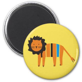 Lion, Magnet