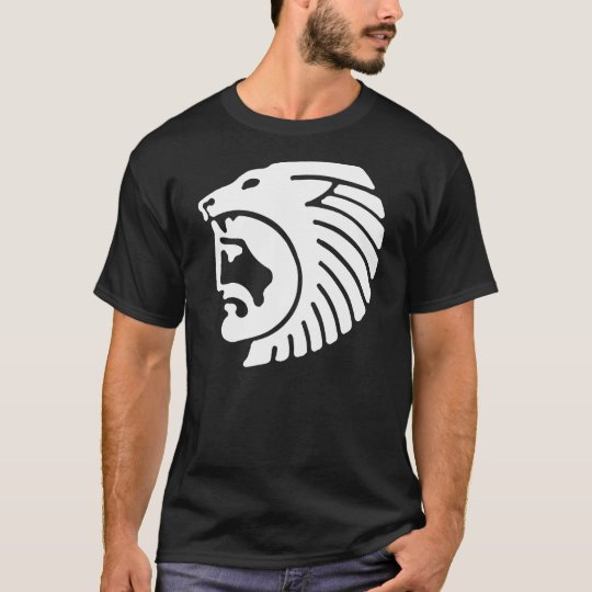 Lion Man, Greek relief design T-Shirt