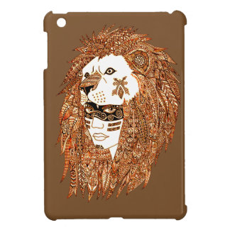 Lion Mask Cover For The iPad Mini
