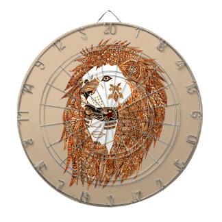 Lion Mask Dartboard