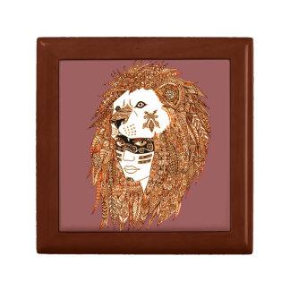 Lion Mask Gift Box