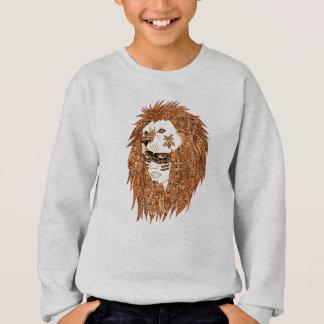 Lion Mask Sweatshirt