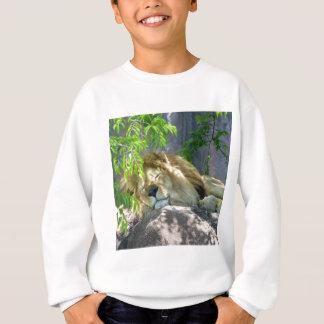 lion nap sweatshirt