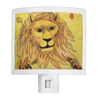 Lion Night Light