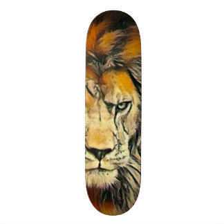Lion of God Element Zero Custom Pro Banger Board Custom Skateboard
