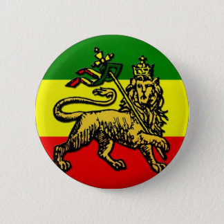 Lion of Judah 2 Inch Round Button