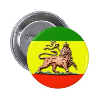Lion of Judah 2 Inch Round Button