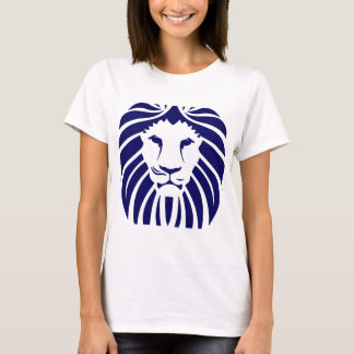 Lion Of Judah Blue T-Shirt