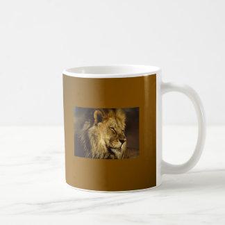 Lion of Judah Coffee Mug