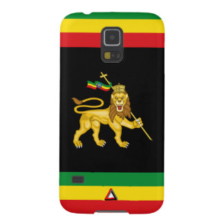 Lion of Judah Galaxy S5 Cover