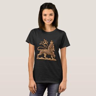 Lion OF Judah - Haile Selassie - Jah - shirt