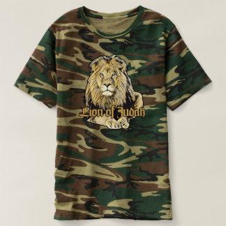 Lion OF Judah - Jah Army shirt
