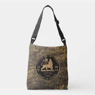 Lion OF Judah - Jah Rastafari - Reggae root Bag