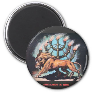 LION OF JUDAH MAGNET