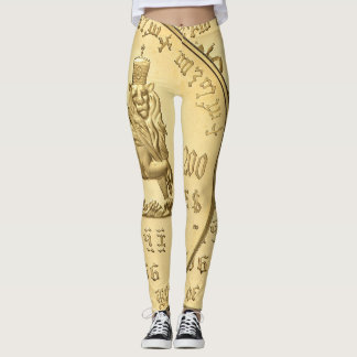 Lion OF Judah - Rasta power Yoga put-went Leggings