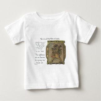 Lion of Judah Ring Baby T-Shirt