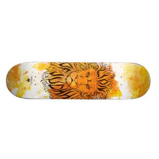 Lion of Judah Skateboard