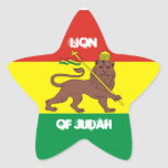 LION OF JUDAH (sticker)