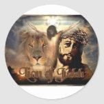 Lion of Judah Stickers