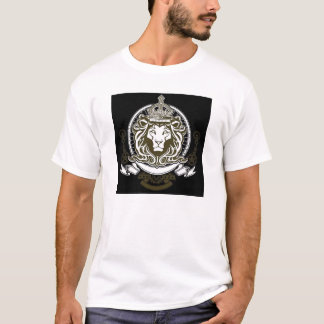 Lion of Judah - t-shirt -Bob Marley quote