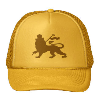 Lion of Judah Trucker Hat
