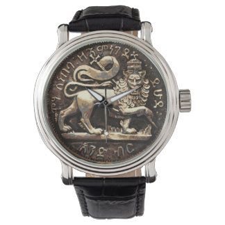 Lion of Judah Watch Ancient Lion Gold Design