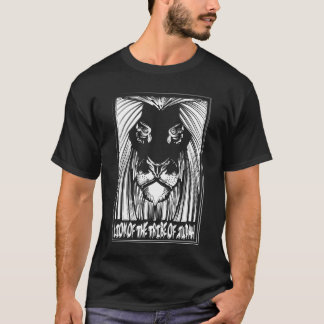 Lion Of The Tribe Of Judah Graphical 001 T-Shirt
