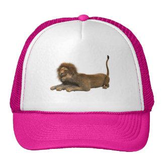 Lion Office Home Personalize Destiny Destiny'S Trucker Hat