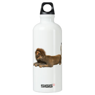 Lion Office Home Personalize Destiny Destiny'S Water Bottle